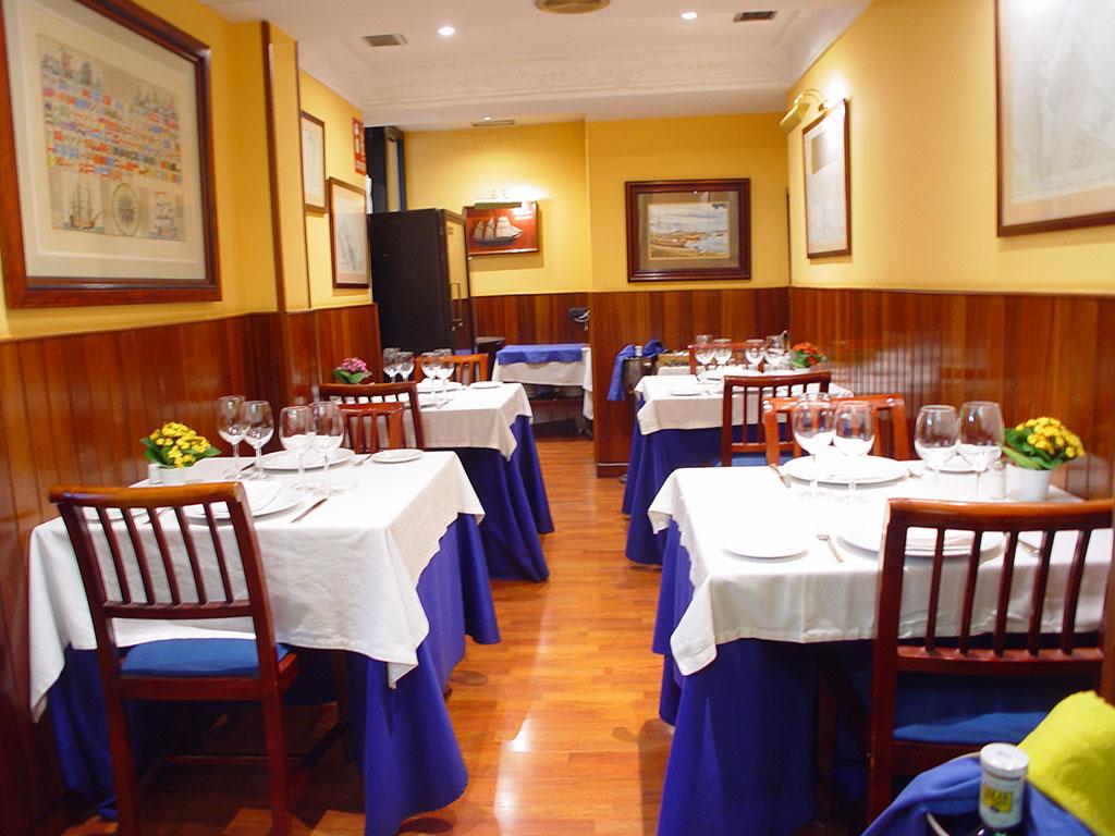 salon comedor | Restaurante La Buganvilla S.S. de los Reyes