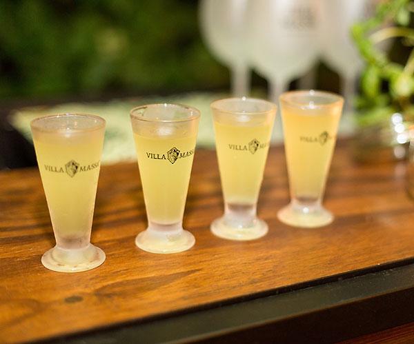 degustacion limoncello