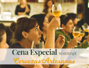 Maridaje Cerveza Artesana
