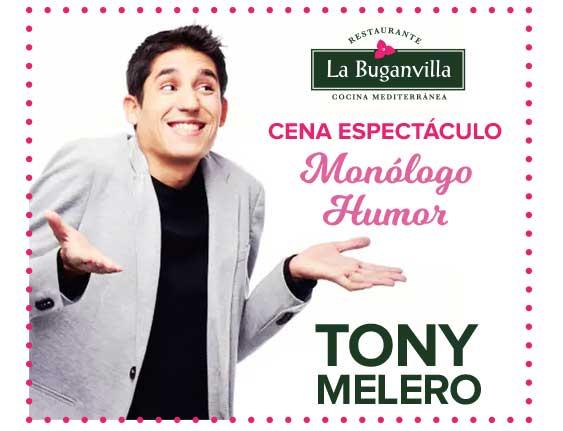TONY MELERO La Buganvilla
